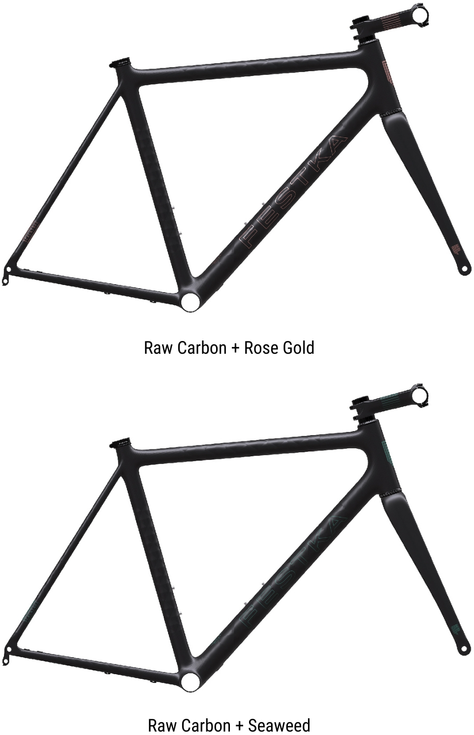 Festka - Scalatore Road Core Frame 50-60