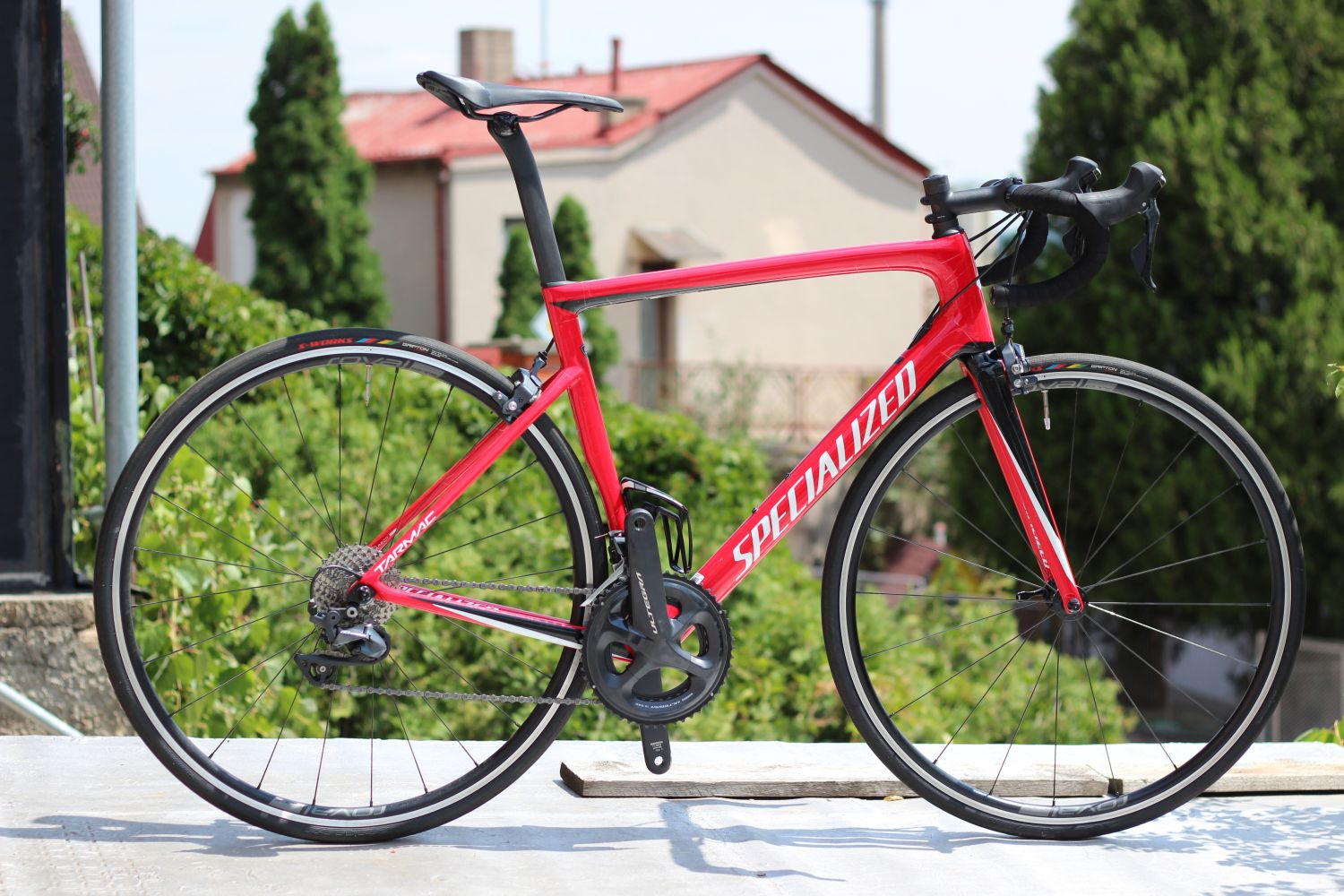 Specialized Tarmac SL 6 Expert red 2018 56