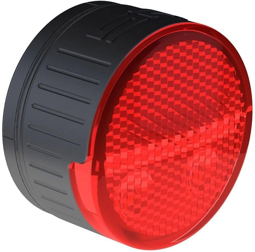 SP Connect All - Round LED Safety Light Red uni