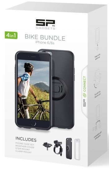 SP Connect Bike Bundle iPhone 5/SE uni