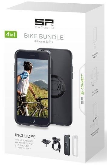 Držák na telefon s ochranným pouzdrem SP Connect Bike Bundle Samsung Galaxy  S7 ef1624dee6f