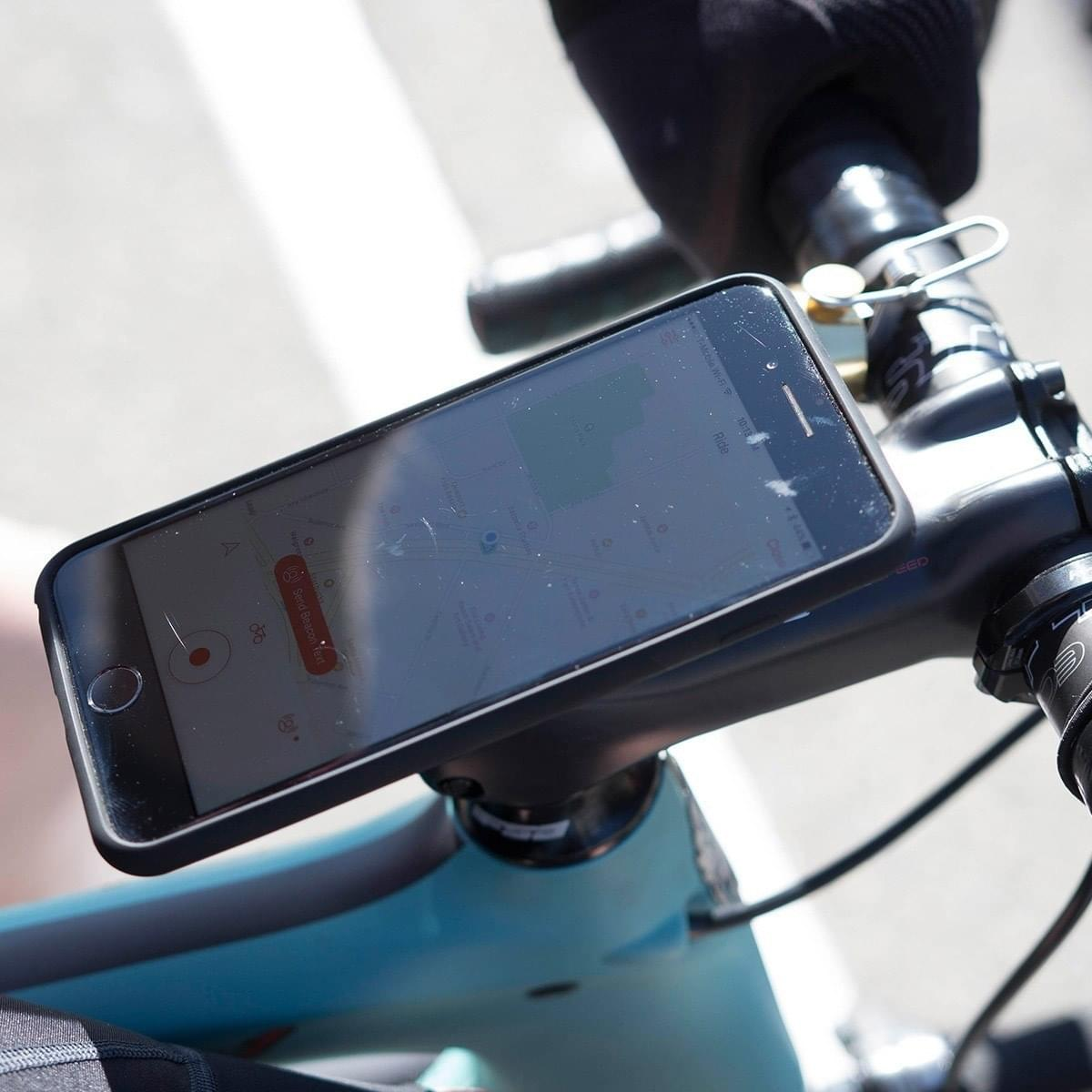 ... Držák na telefon s ochranným pouzdrem SP Connect Bike Bundle Samsung  Galaxy S7 ... bd56b8d4d11