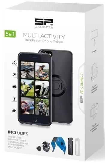 SP Connect Multi Activity Bundle iPhone 5/SE uni