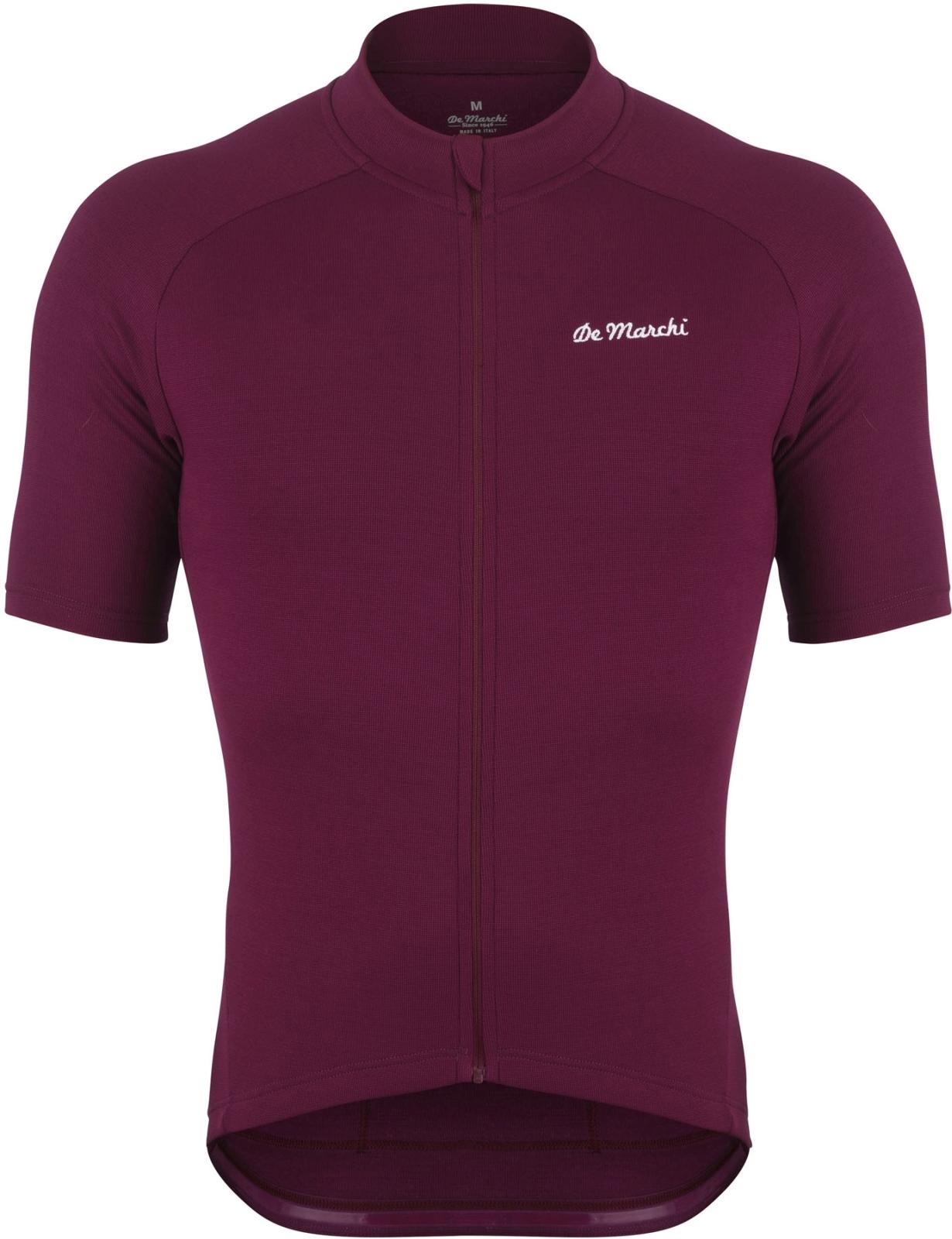 De Marchi Classica Jersey  - purple M