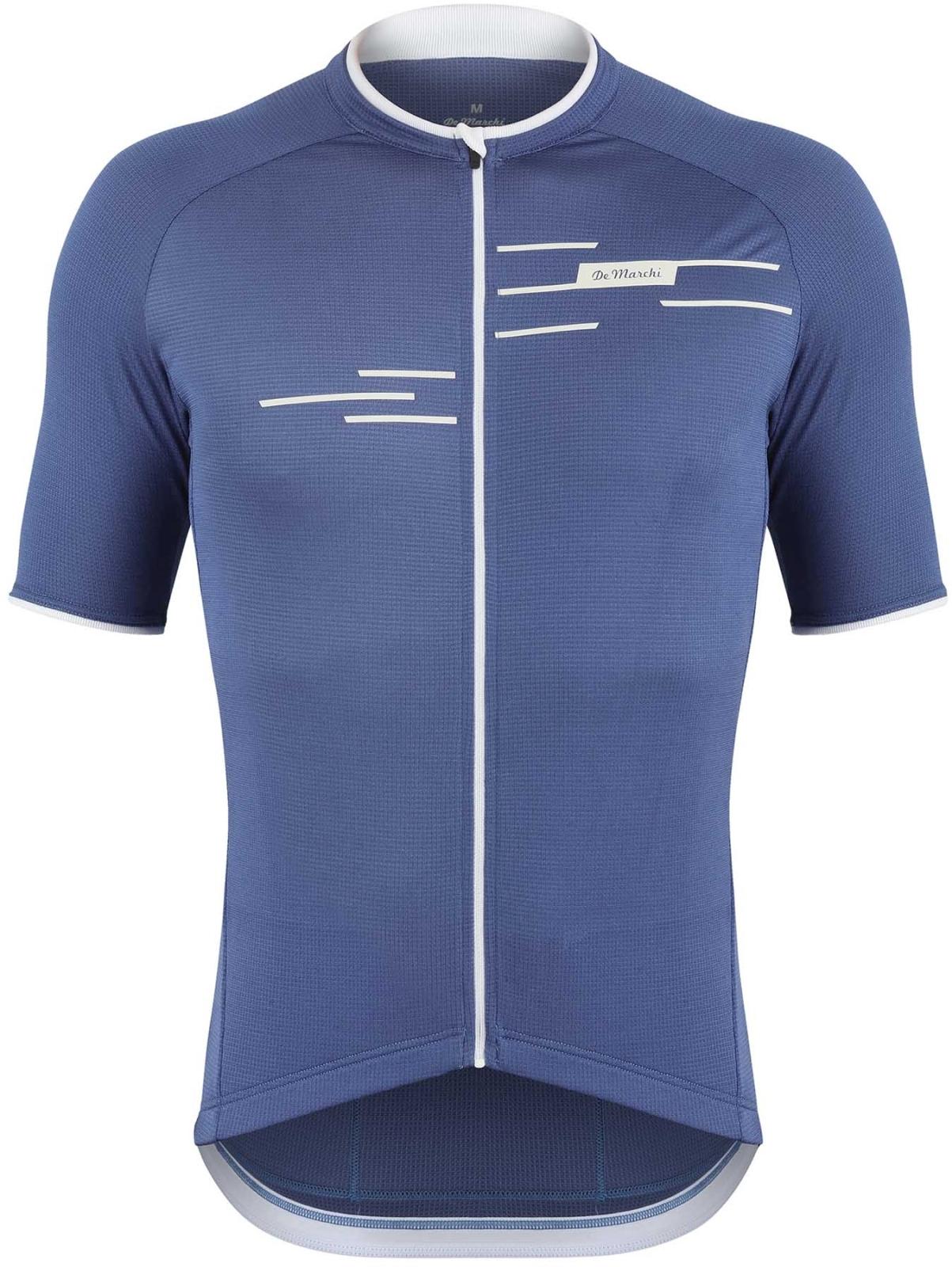 De Marchi Taormina Jersey - blue XL