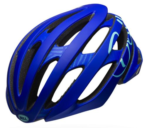 Dámská cyklistická přilba Bell Stratus MIPS - mat cobalt pearl - Ski ... 7893c8939a7