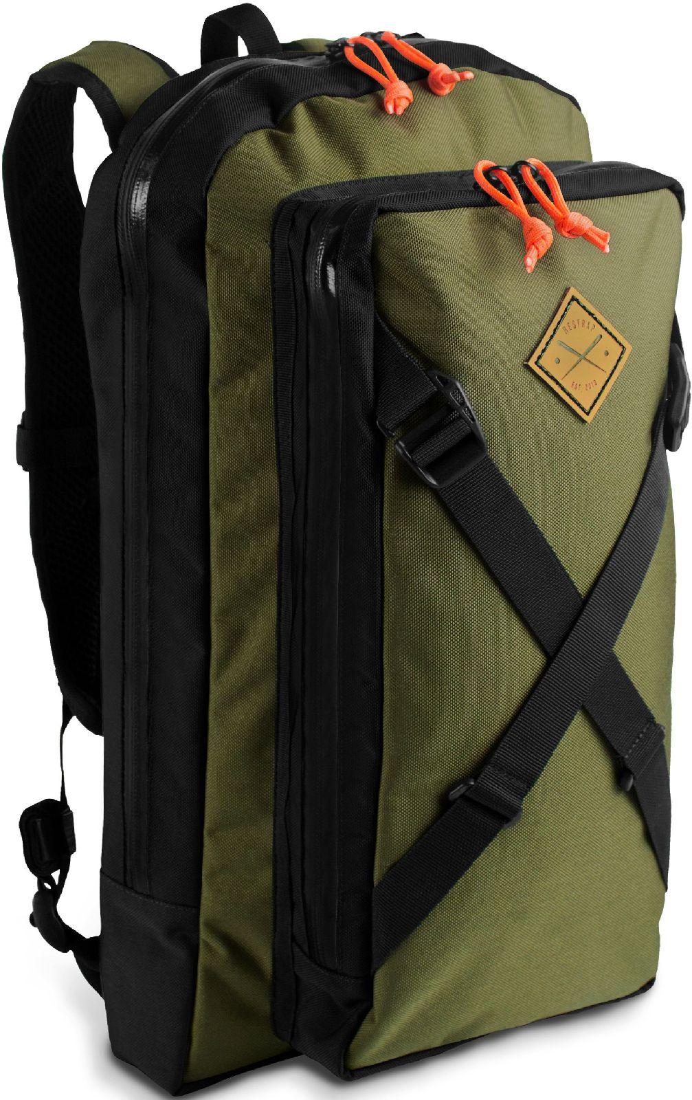 Restrap Sub Backpack - Olive/Black uni