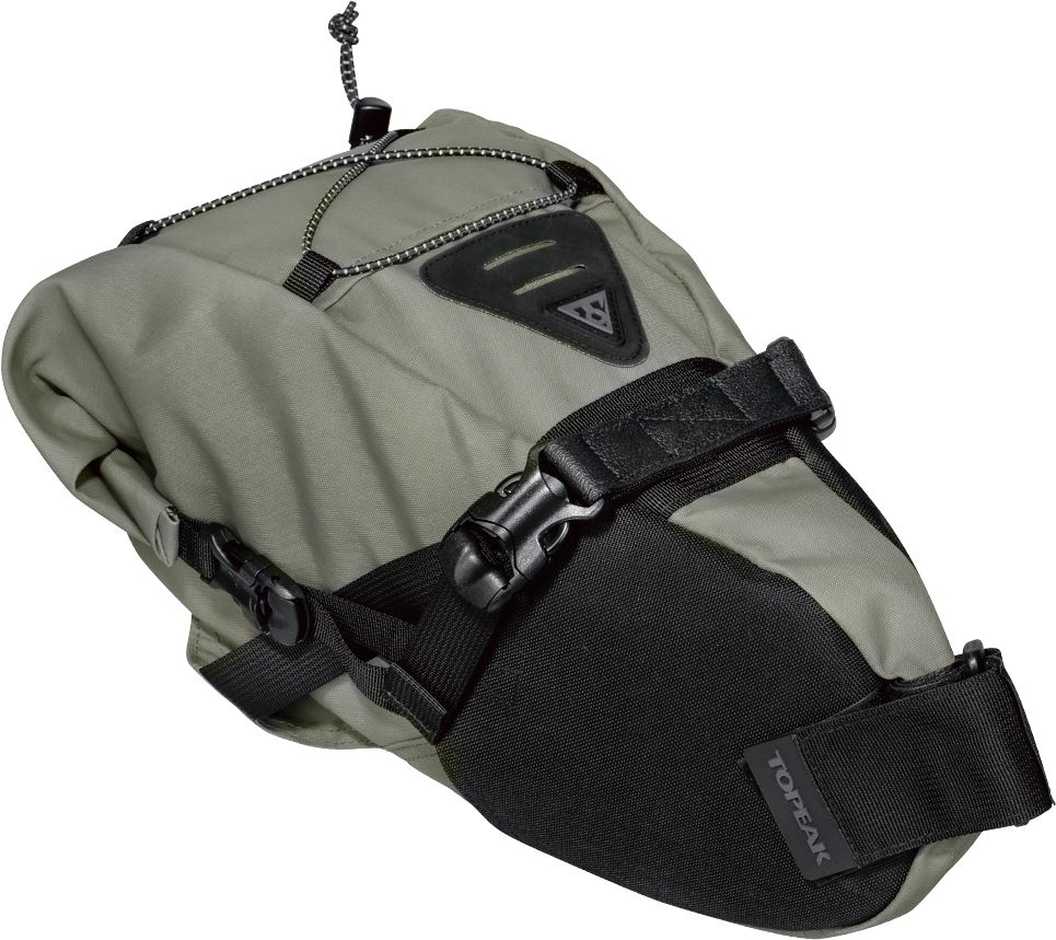 Topeak BackLoader 6l - green uni