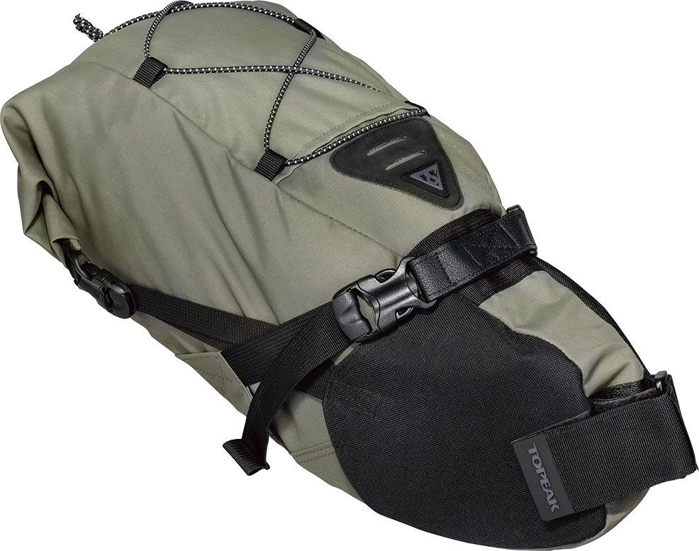 Topeak BackLoader 10l - green uni