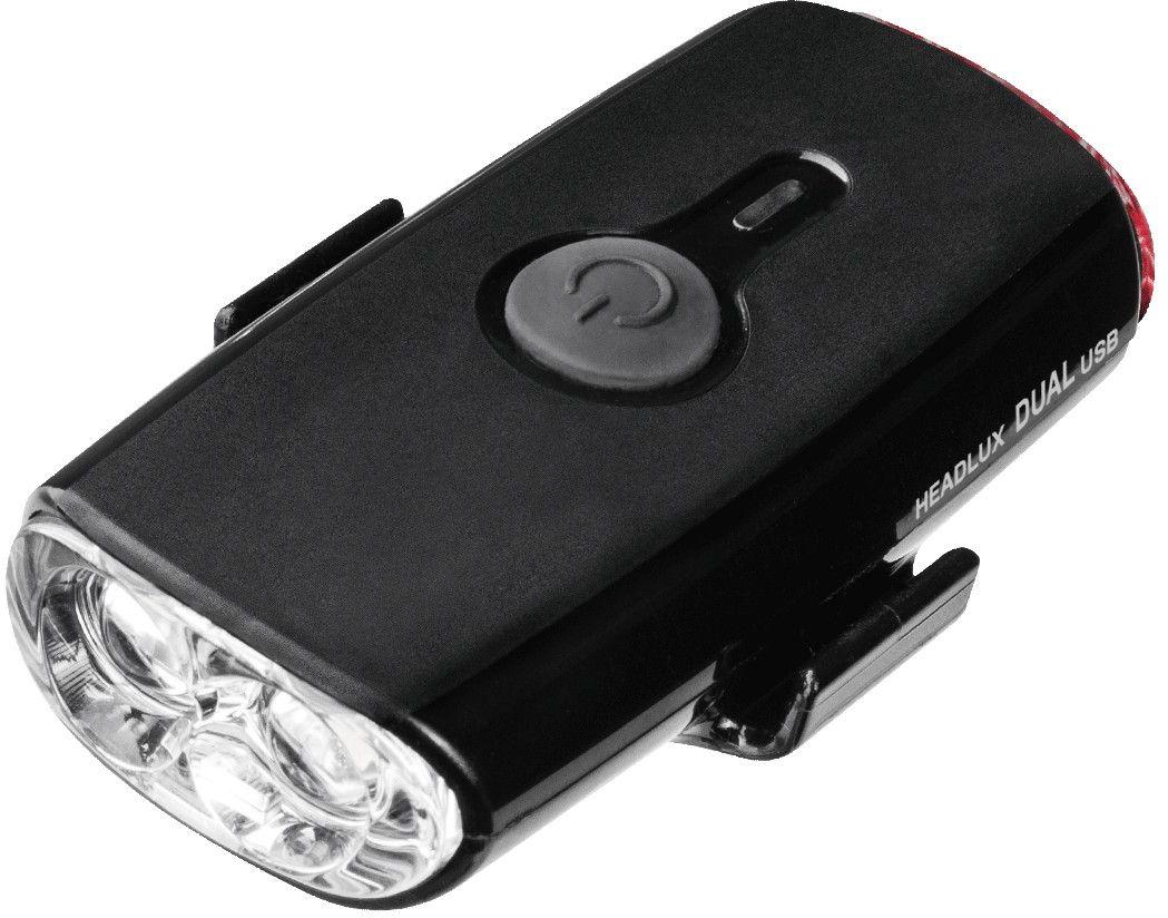 Topeak HeadLux Dual USB uni