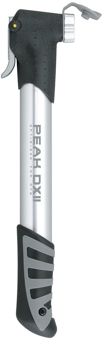 Topeak Peak DX II - silver uni
