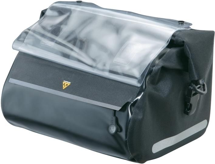 Topeak Handle Bar Dry Bag - černá uni