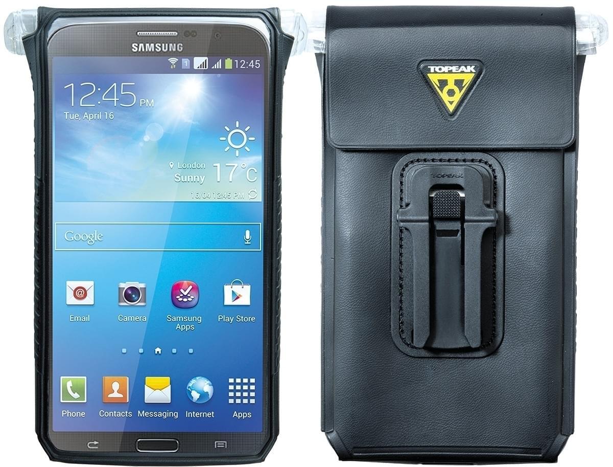 Voděodolný obal na mobil Topeak Smarphone Dry 6 - black - Ski a Bike ... edd439e579d