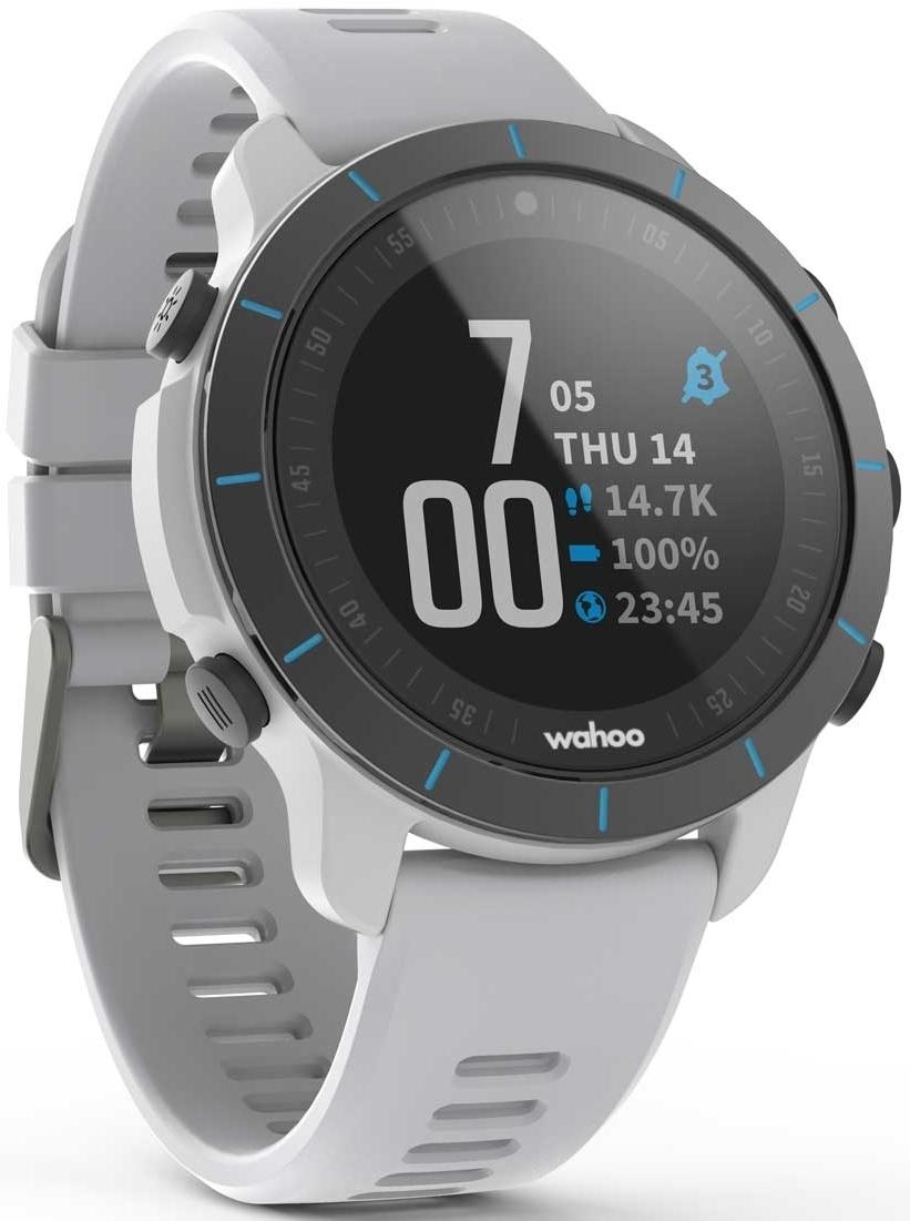 Wahoo ELEMNT Rival Multisport GPS Watch - white uni