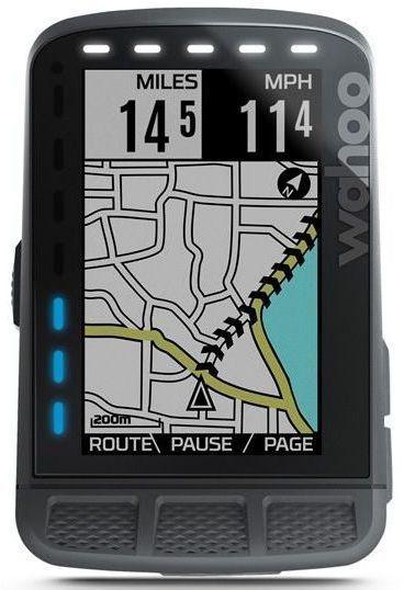Wahoo Cyklocomputer s GPS Elemnt Road uni