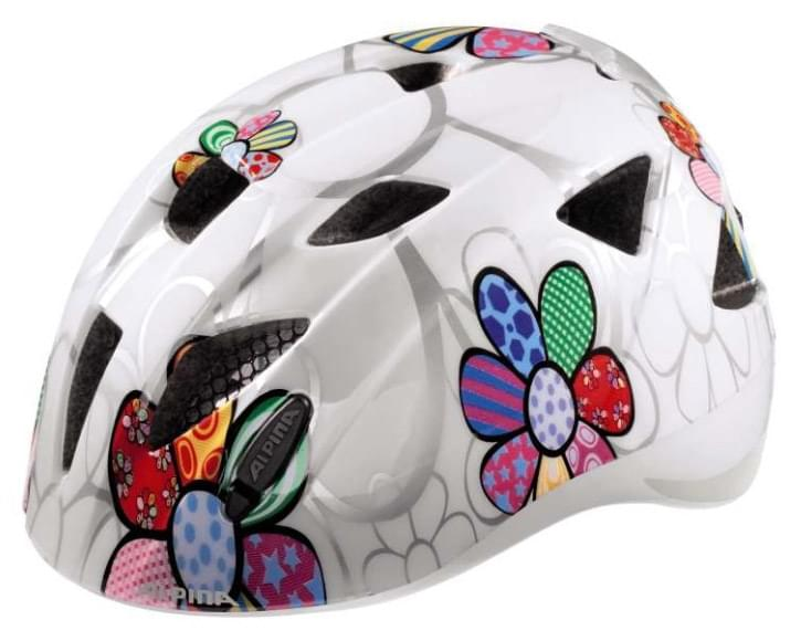 Alpina XIMO Flash - white flower 47-51