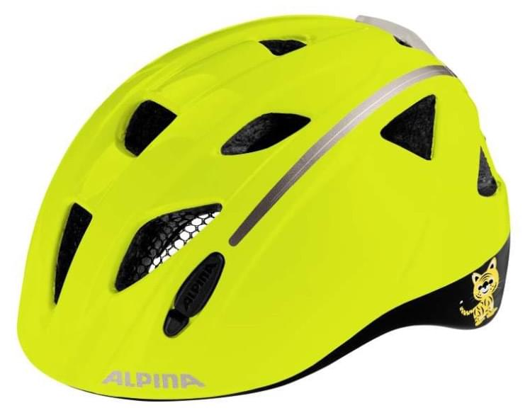Alpina XIMO Flash - be visible reflective 47-51
