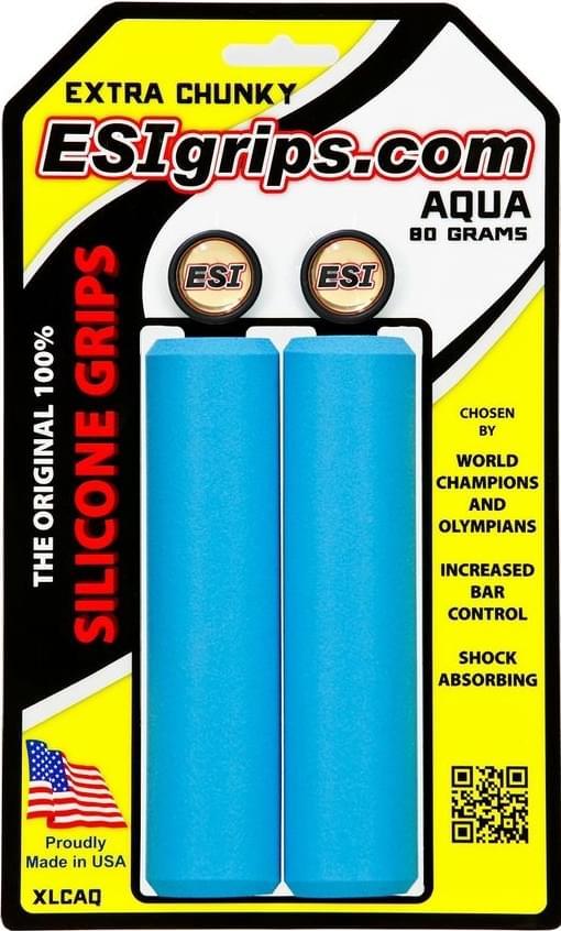 ESI Grips Extra Chunky - aqua uni