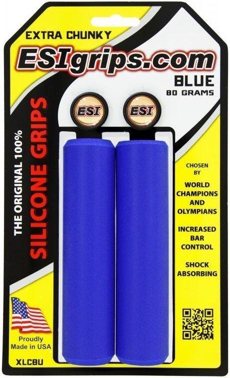 ESI Grips Extra Chunky - blue uni