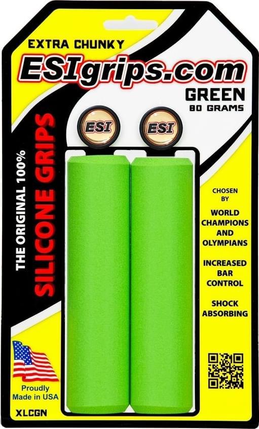 ESI Grips Extra Chunky - green uni