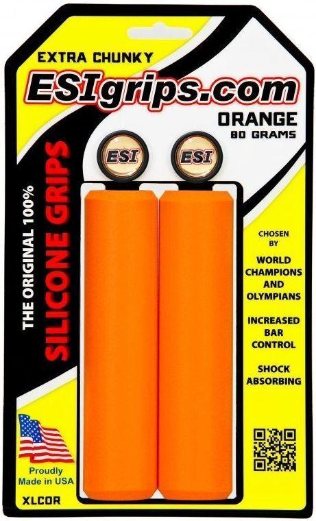 ESI Grips Extra Chunky - orange uni
