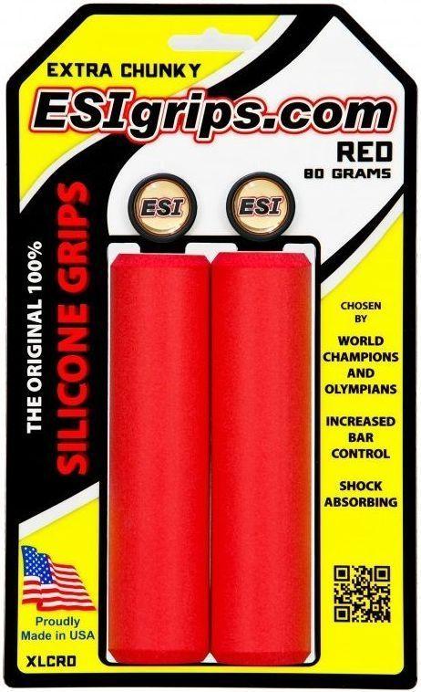 ESI Grips Extra Chunky - red uni